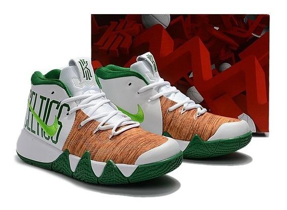Tenis Nike Kyrie Irving 4 Boston Celtics