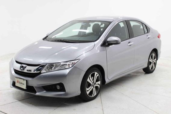 Honda City 2017 4p Ex L4/1.5 Aut