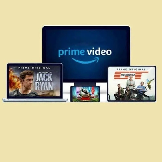 Amazn Prime Video 30 Ds! Entrega En 15 Minutos!
