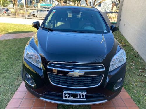 Chevrolet Tracker Ltz 4x2 2016