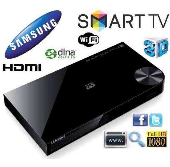 Blu Ray 3d Wifi Netflix Smart Tv Samsung Bd-h6500