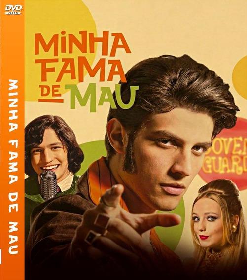 Dvd Minha Fama De Mau (filme Nacional)