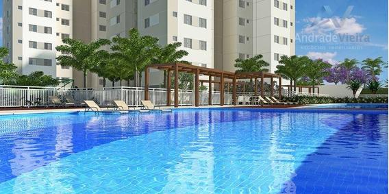 Apartamento Residencial À Venda, Parque Prado, Campinas. - Ap0285