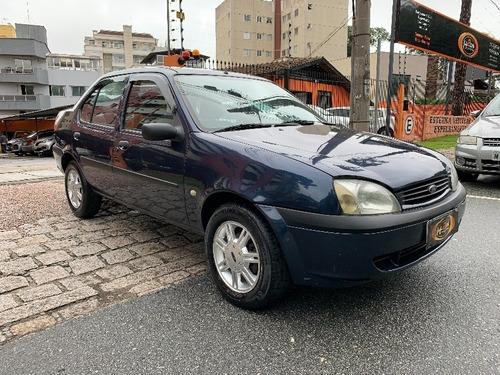 Ford Fiesta Sedan Street 1.6