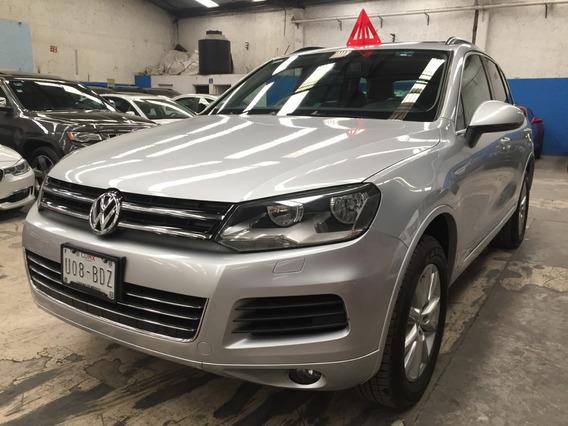 Volkswagen Touareg Tip 4x4 V6 2012
