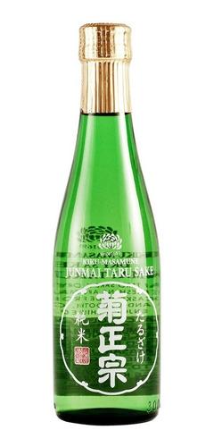 Imagen 1 de 5 de Sake Kiku-masamune Taru (vino De Arroz) 720ml