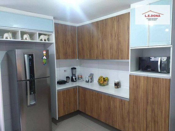 Casa Com 2 Dormitórios À Venda, 125 M² Por R$ 450.000,00 - Quitaúna - Osasco/sp - Ca0311