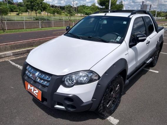 Fiat Strada 1.8 Mpi Adventure Locker Cd 16v Flex 2p