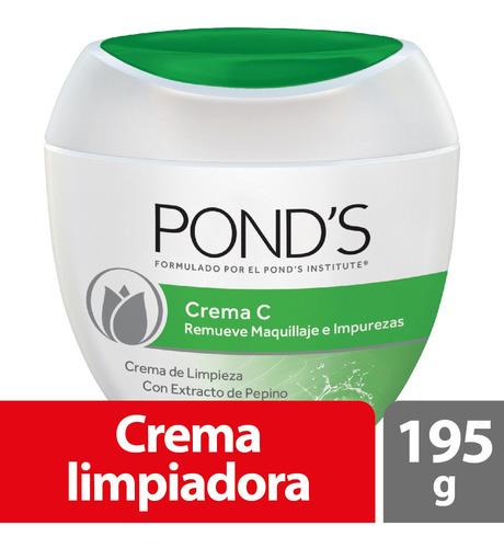 7501056324896Crema Limpiadora Facial Ponds C Pepino X 195g