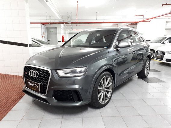Audi Rs Q3 2.5 Quattro 310 Cv 2015 Cinza Blindada