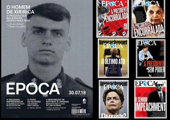 Revista Época E Época Negócios Números Diversos Globo
