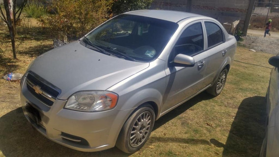 Chevrolet Aveo 1.6 F Abs Ee Ba Mp3 R-15 At 2011
