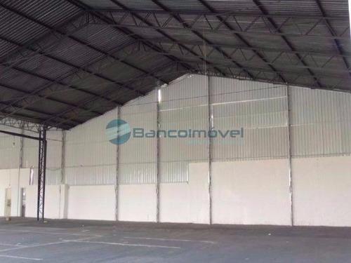 Barracão Para Alugar Jardim São Marcos - Ba00078 - 3248550