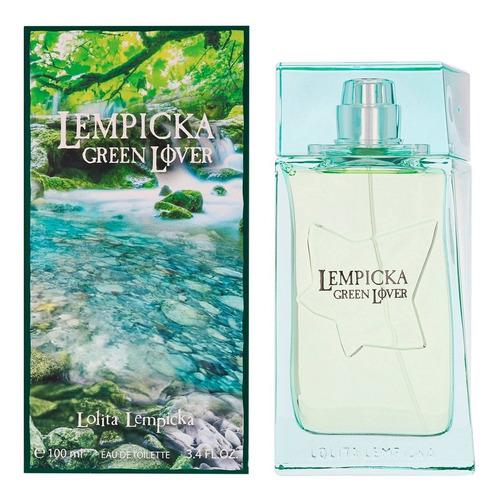 Imagen 1 de 1 de Lempicka Green Lover 100 Ml Edt De Lolita Lempicka