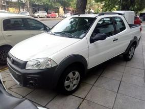 Fiat Strada Working D/c Contado Unico!!!!