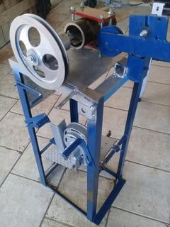 Maquina Para Fabricar Tela Alambrado Sem Motor