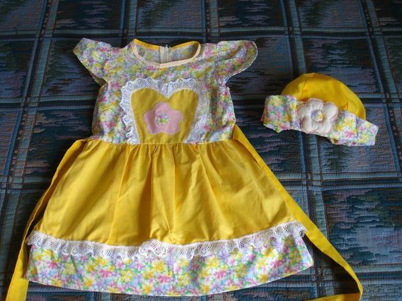 Linda Ropa Para Niñas # 4189 (5 Años)