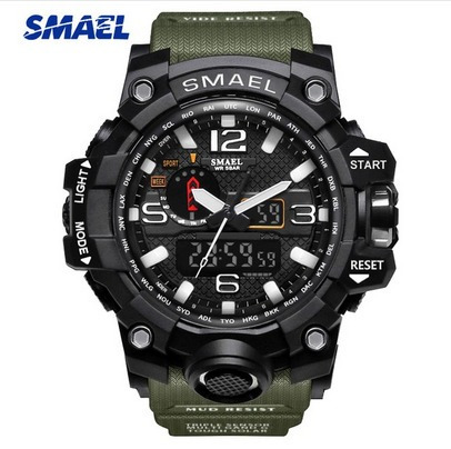 Relógio Smael Original A Prova D