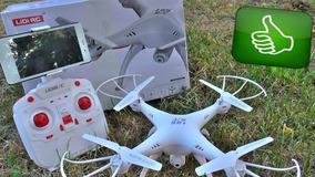 Drone Quadcopter Com Escova A Prova D