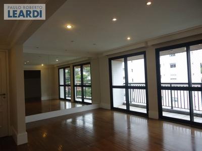 Apartamento Real Parque - São Paulo - Ref: 484364