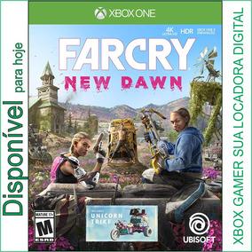 Far Cry New Dawn Xbox One Locação 7 Dias