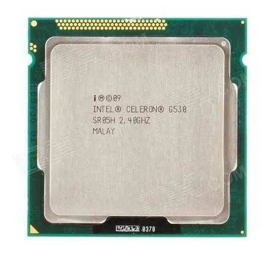 Processador Celeron G530 2mb 2.4ghz Lga 1155 Seminovo