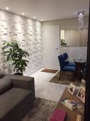 Excelente Apartamento Com 2 Dormitórios À Venda, 59 M² Por R$ 260.000 - Itatiba/sp - Ap0311