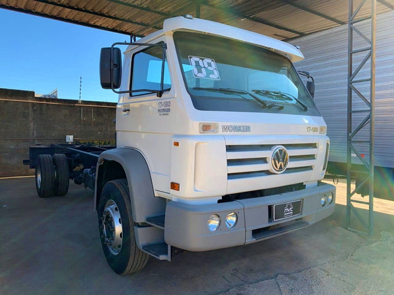 Volkswagen Vw 17180 17.180 Worker 09 Toco 4x2 Chassi
