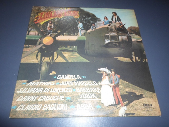 Fantasticos - Abba Candela Nomady Soul Pomada Los Moros * Lp