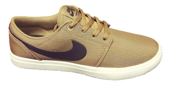 Zapatillas Nike Sb Portmore Ii Ultralight Marron Hombre Nike