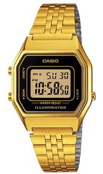 Relógio Casio Feminino Vintage La680wga-1df.