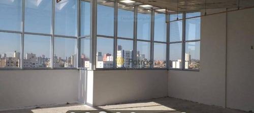 Sala Para Alugar, 27 M² Por R$ 1.200,00/mês - Baeta Neves - São Bernardo Do Campo/sp - Sa0418