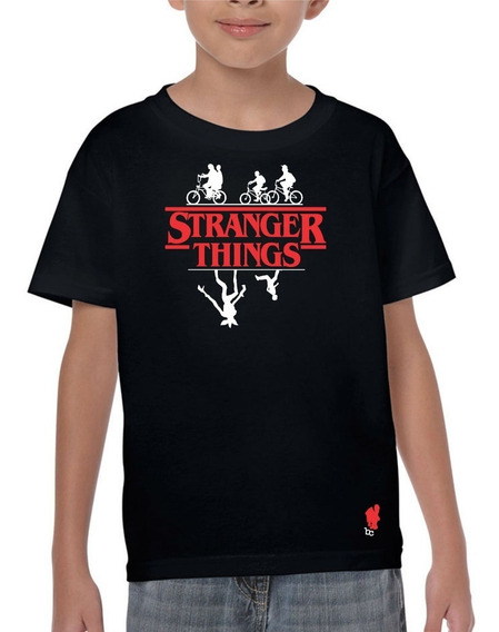 Playera Stranger Things Eleven Will Mike 3a Temporada
