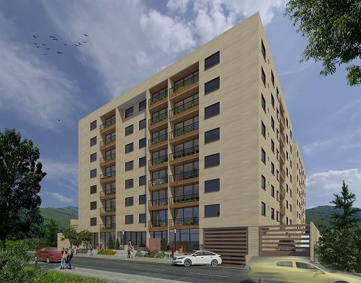 Apartamento 80 M2 Chia Torres De San Francisco Club House