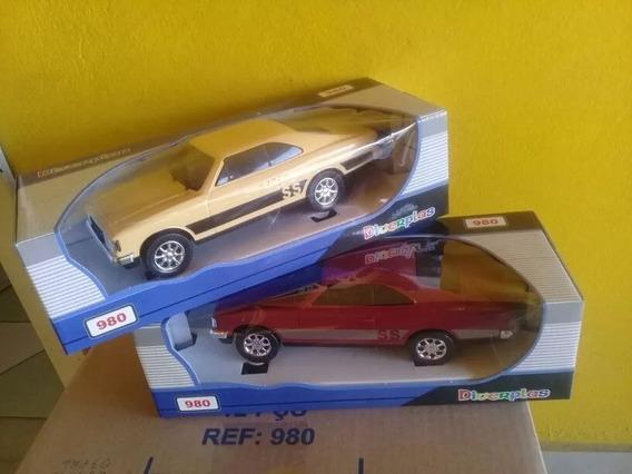 Kit Dois Opala Miniatura De 25cm Esc 1/24 Material Plastico
