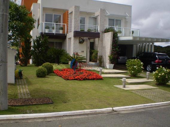 Casa Com 4 Dormitórios À Venda, 536 M² Por R$ 3.800.000 - Ca0005