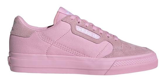 Zapatillas adidas Originals Continental Vulc W Mujer Rs/rv