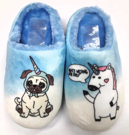 Pantuflas Nena Sweet Dreams By Lady Stork Nana Unicornio