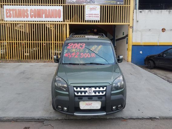 Fiat Doblo 1.8 16v Adv Xingu 6 Lugares 2012/2013