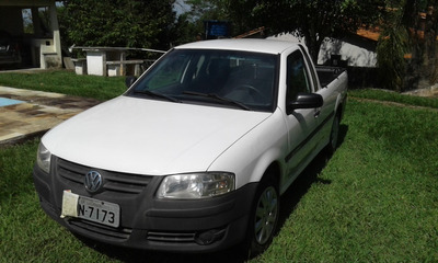 Volkswagen Saveiro 1.6 City Flex 2008