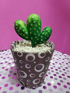 Cactus Artificial Artesanal