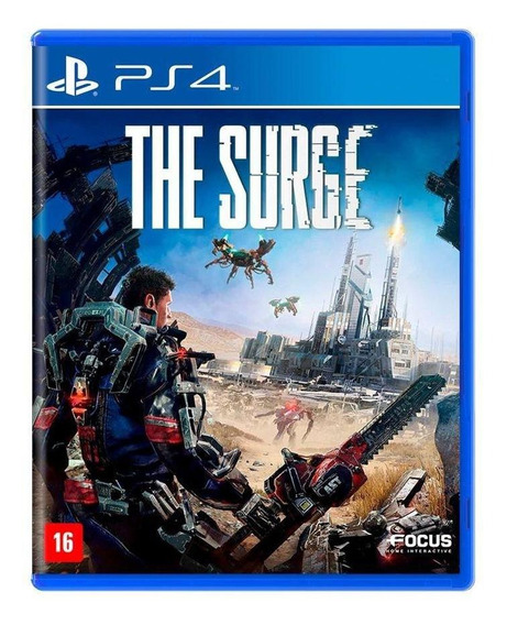 The Surge Ps4 Mídia Física Novo Lacrado