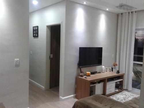 Imagem 1 de 8 de Apartamento, Edifício Morada Dos Reis, Chácara Segre, Jundiaí - Ap09271 - 31913161