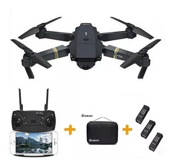 Drone Eachine E58 Camera 2mp Wifi Fpv Pronta Entrega Novo