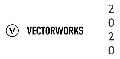Vectorworks 2020 Architect Win/mac + Render Works