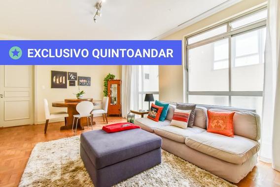 Apartamento No 11º Andar Mobiliado Com 2 Dormitórios E 1 Garagem - Id: 892984261 - 284261