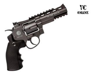 Revólver De Pressão Co2 4pol M701 4,5mm Rossi