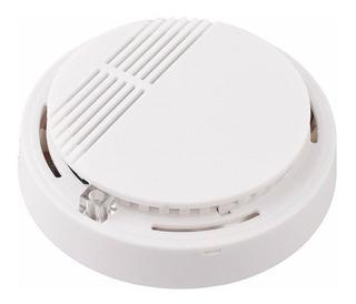 Alarma Inalambrico Detector Humo Contra Incendios Seguridad