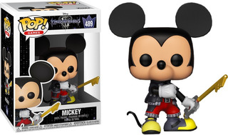 Funko Pop Juego Kingdom Hearts 3 - Mickey Xion