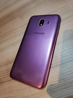 Samsung J400 C/defeito Só Na Tela - Restante Perfeito